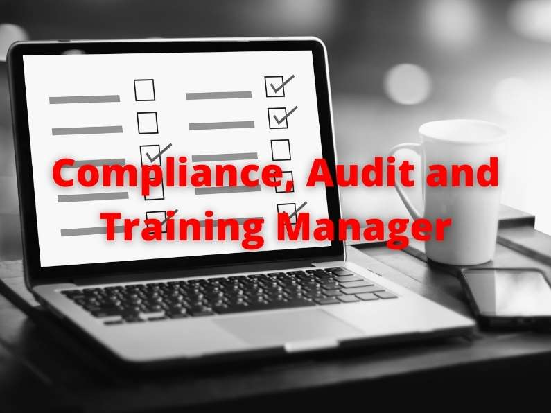 Compliance Audit and Training Manager Manchester or Birmingham